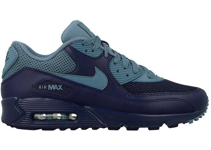 Nike Air Max 90 Essential 537384-420 Granatowy