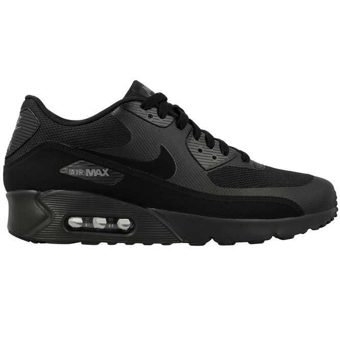Nike Air Max 90 Ultra 2.0 Essential 875695-002 Black/Black/Black/Dark Grey Czarny