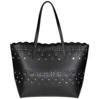 Genti de Mana Black Shoulder Bag Femei