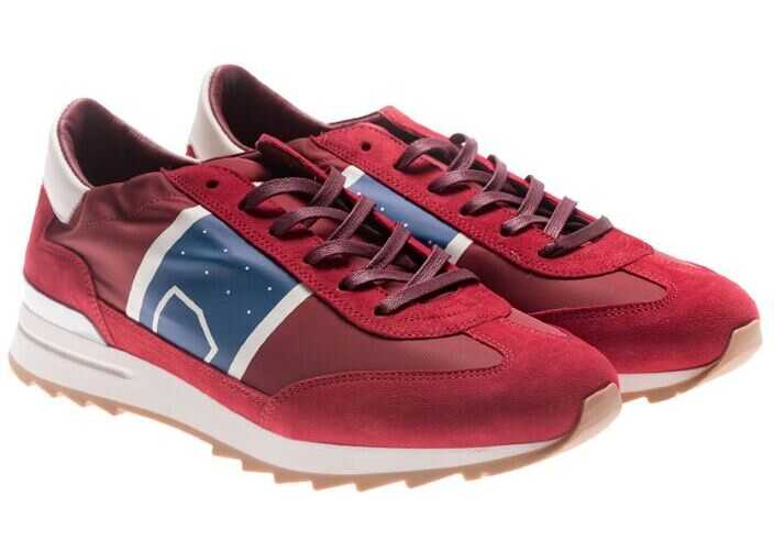 Philippe Model Red Toujour Sneakers Red