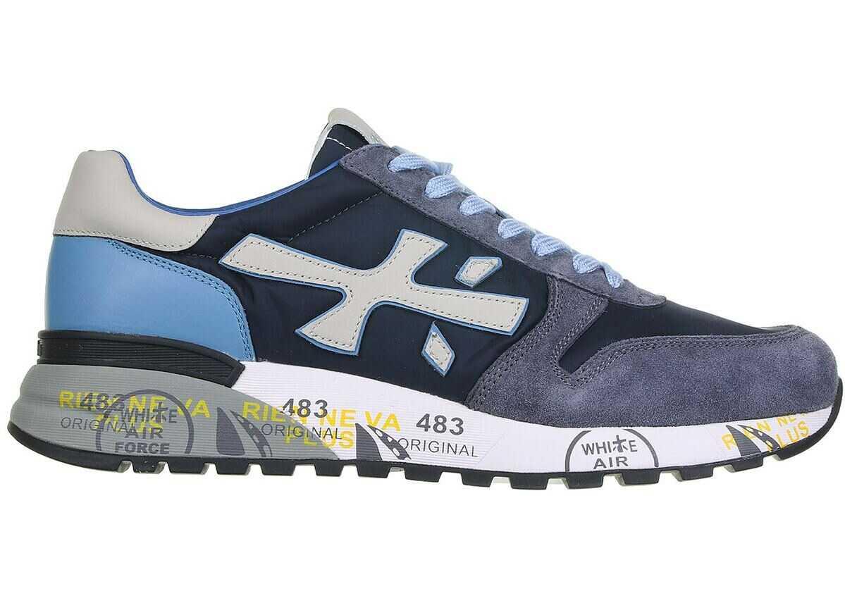 Premiata Mick Sneakers Blue
