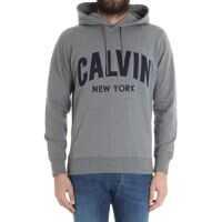 Bluze Trening & Hanorace Gray Calvin New York Sweatshirt Barbati
