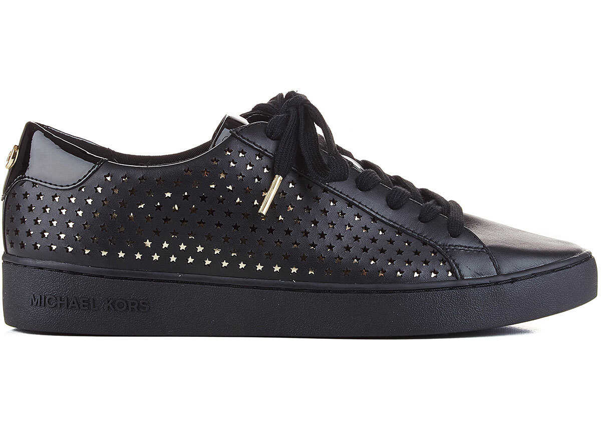 Michael Kors Irving Sneaker Black