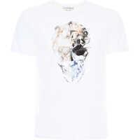Tricouri Alexander McQueen Skull T-Shirt