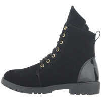 Ghete & Cizme Women's Black Casual Boots Femei
