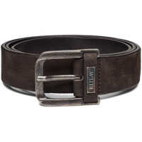 Curele Men's Leather Black Brown Belt Barbati