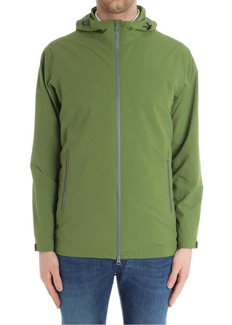Herno Green Jacket Green