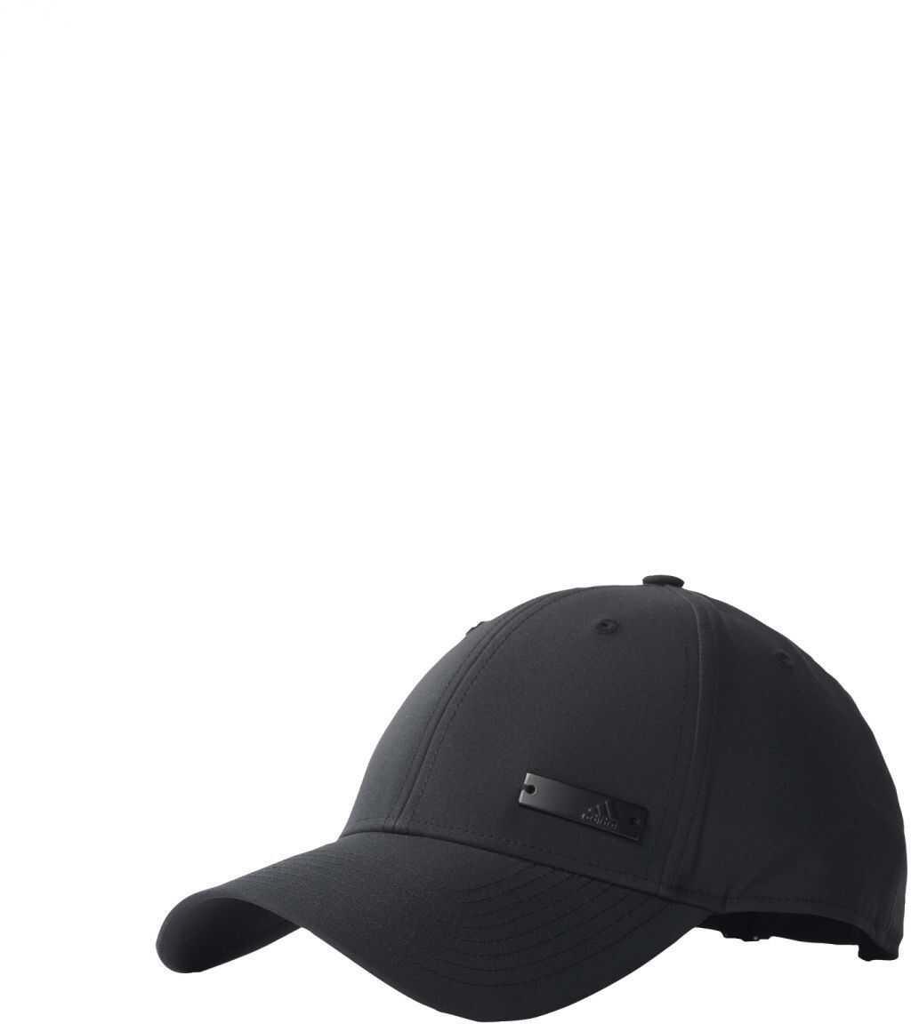 adidas 6PCAP LTWGT MET* BLACK/BLACK/BLACK