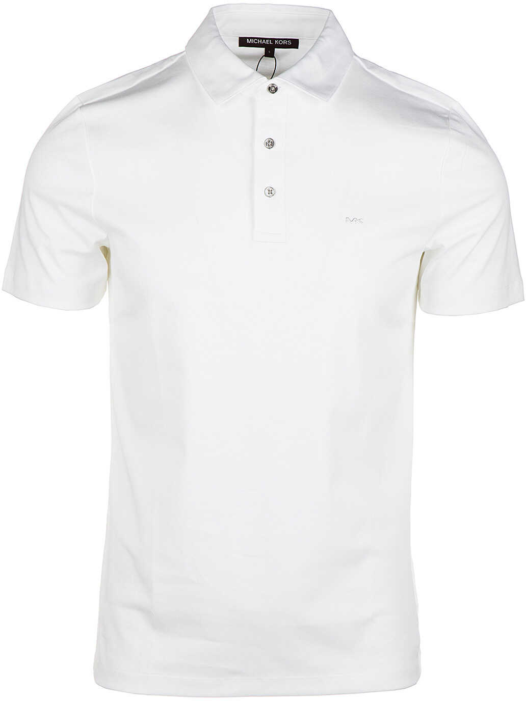 Michael Kors Polo Collar* White