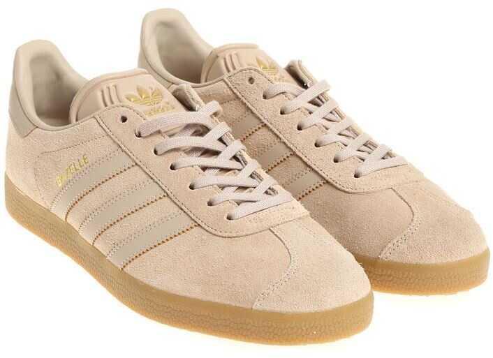 adidas Adidas Originals Gazelle Sneaker In Beige Beige