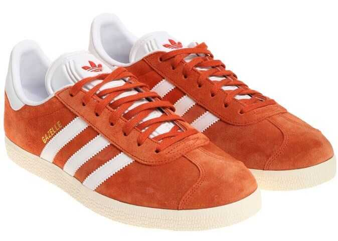 adidas Adidas Originals Gazelle Sneakers In Orange Orange