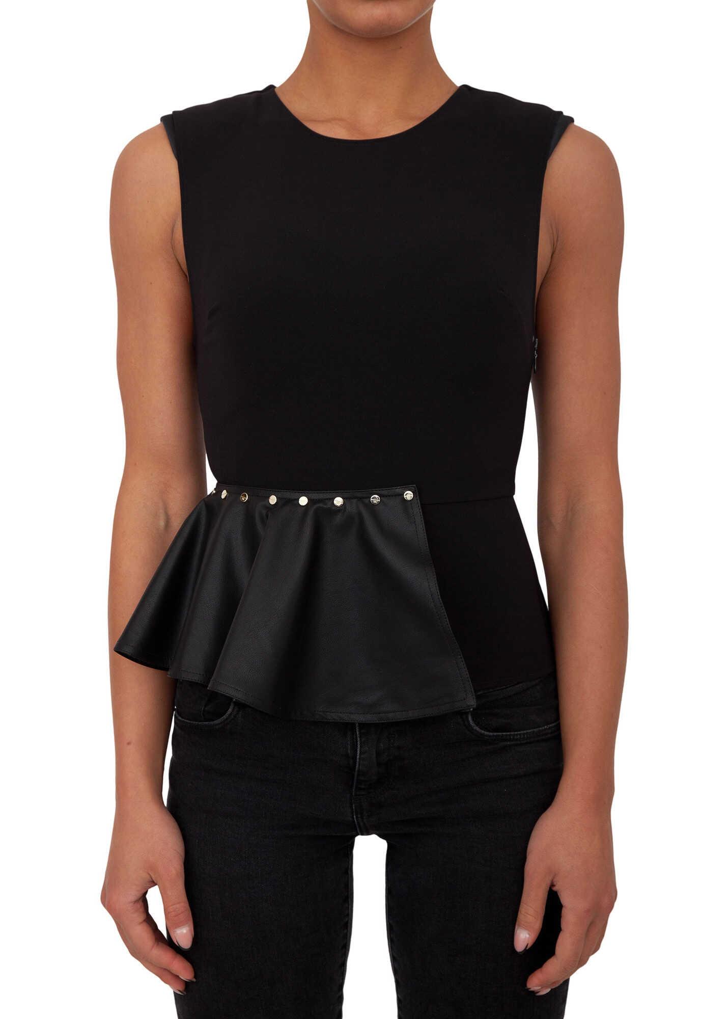 Elisabetta Franchi Top* BLACK