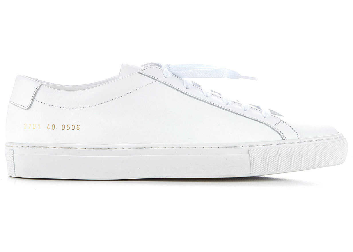 Common Projects Sneakers Achilles Low White
