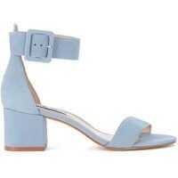 Sandale Steve Madden Indigo Light Blue Leather Sandal
