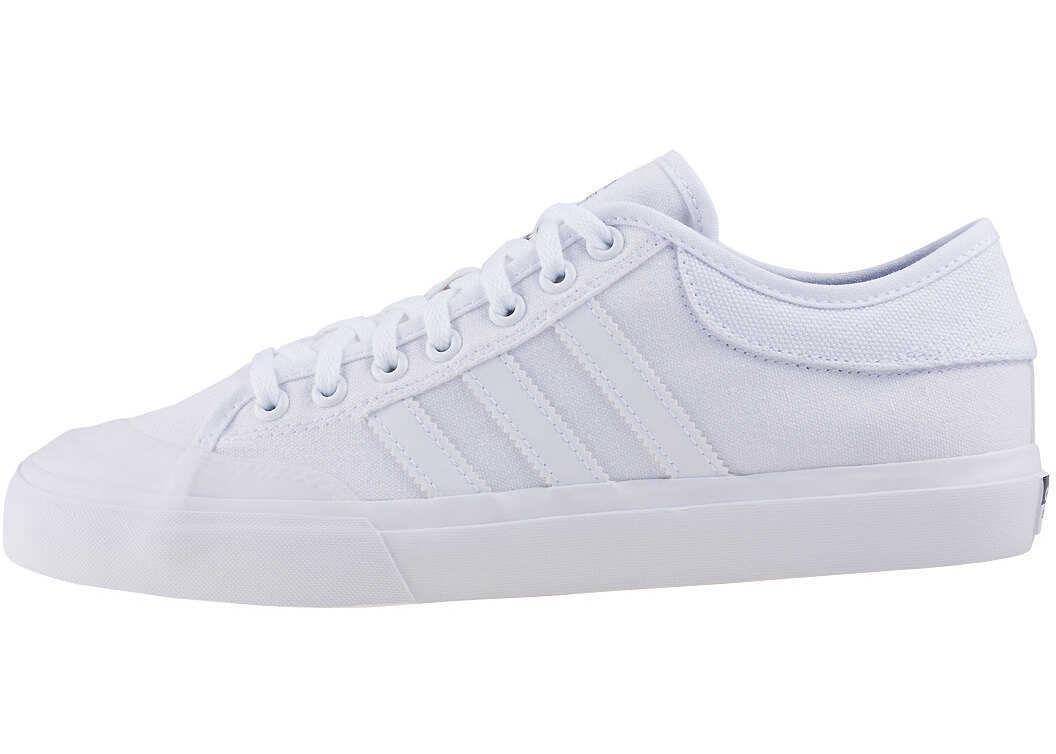 adidas Matchcourt Trainers In White White White