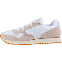 Tenisi & Adidasi Saucony Dxn Vintage Trainers In White Beige