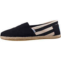 Tenisi & Adidasi Classic Stripe University Slip On In Black White Barbati