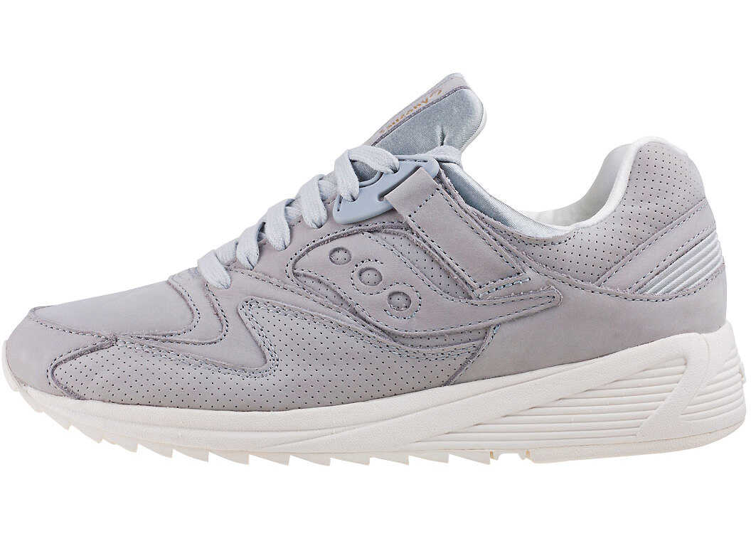 Saucony Grid 8500 Ht Trainers In Grey Grey