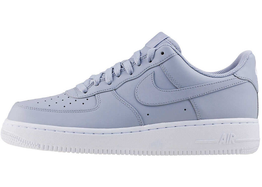 Nike Air Force 1 07 Trainers In Grey White Grey