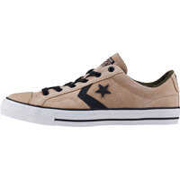 Tenisi & Adidasi Star Player Ox Trainers In Vintage Khaki Black Barbati