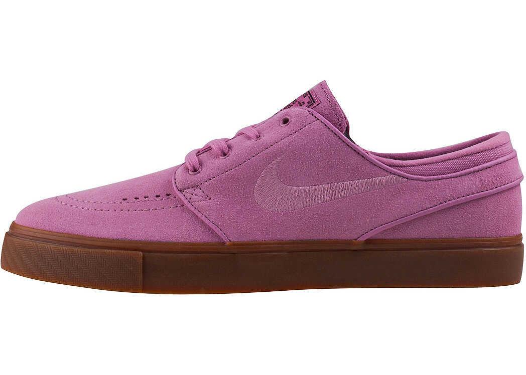 Nike SB Zoom Stefan Janoski Trainers In Pink Pink