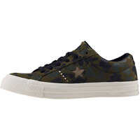 Tenisi & Adidasi Converse One Star Ox Trainers In Camouflage