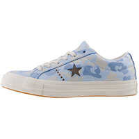 Tenisi & Adidasi One Star Ox Trainers In Pastel Blue Femei