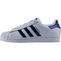 Tenisi & Adidasi Adidas Superstar Trainers In White Purple