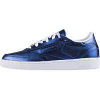 Tenisi & Adidasi Reebok Club C 85 S Shine Trainers In Dark Blue
