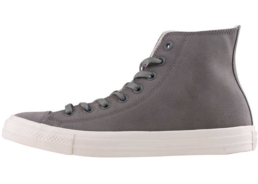 Converse Chuck Taylor All Star Hi Trainers In Khaki Green