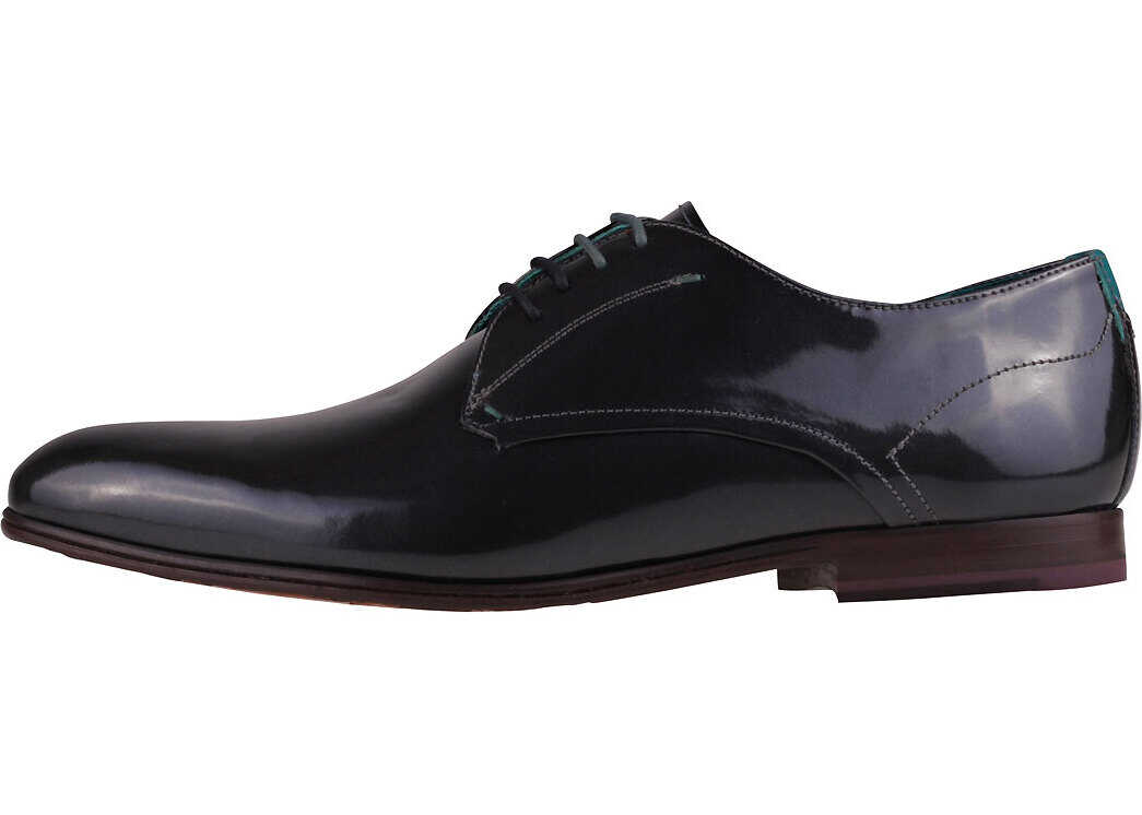 Ted Baker Fonntan Shoes In Dark Grey Grey