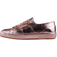 Tenisi & Adidasi 2750 Diamond Mirror Trainers In Rose Gold Femei