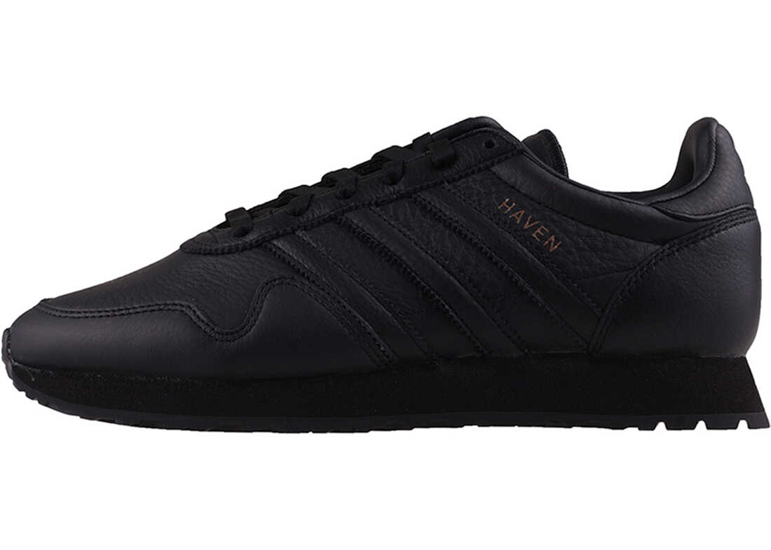 adidas Haven Trainers In Black Black Black