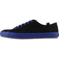 Pantofi Peu Rambla Vulcan Shoes In Black Blue Barbati
