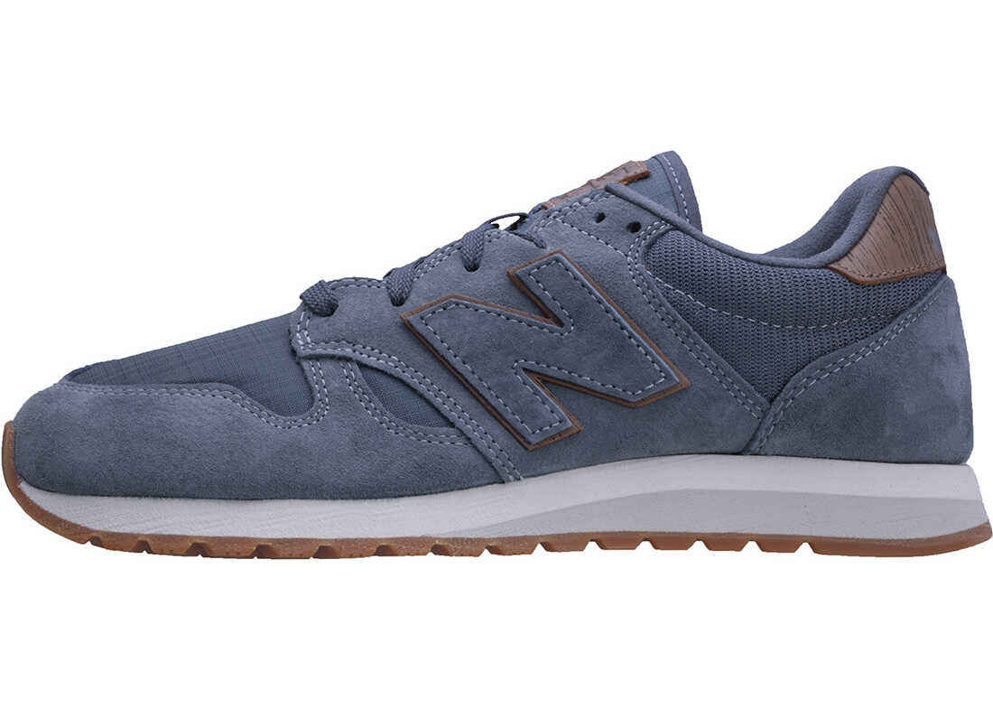 New Balance Classics 520 Classic 70S Running Trainers In Grey Grey