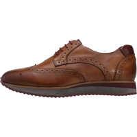 Pantofi Luke Shoes In Tan Barbati