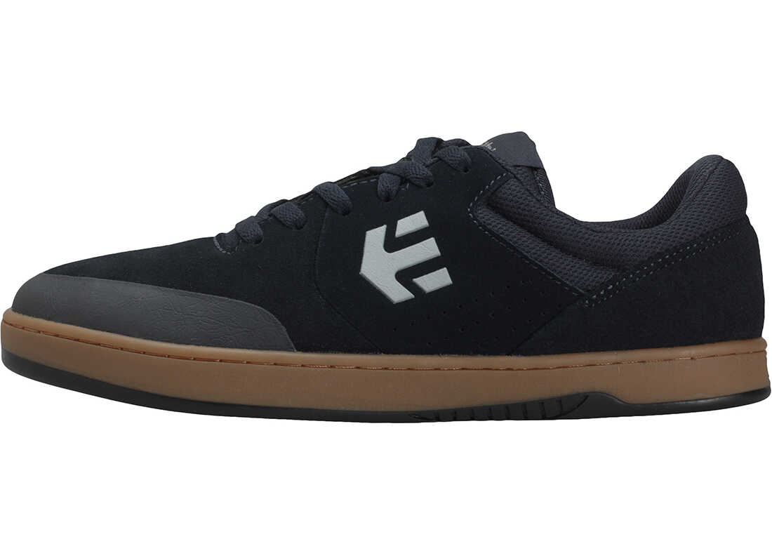 etnies Marana Michelin Trainers In Navy Gum Blue
