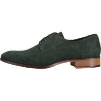 Pantofi Wister Derby Shoes In Green Barbati