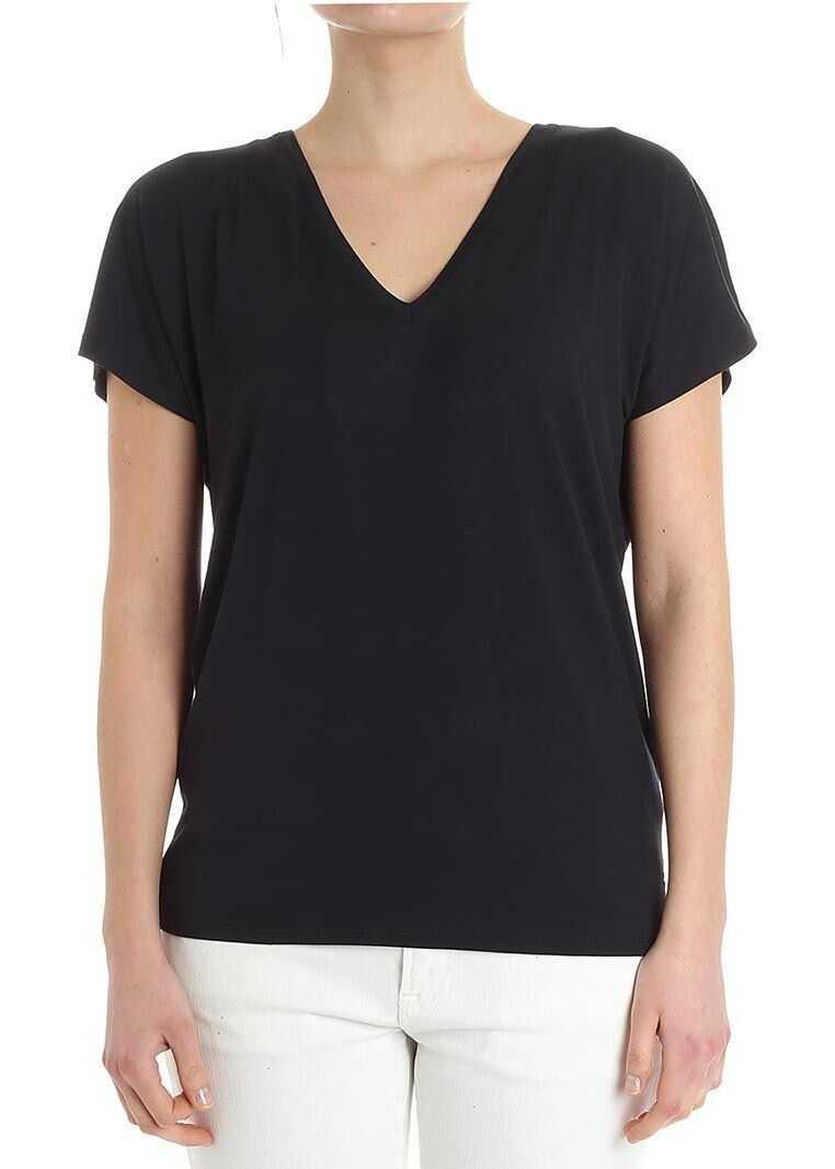 Tommy Hilfiger Black T-Shirt Black