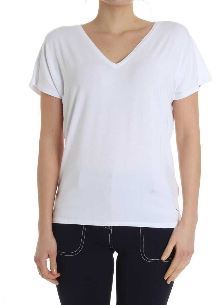 Tommy Hilfiger White T-Shirt White
