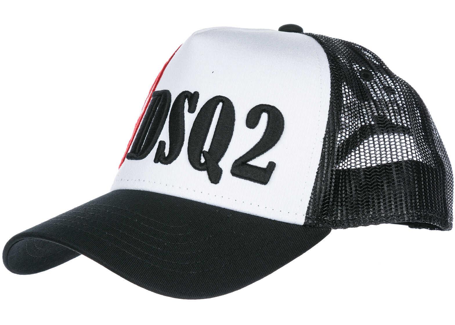 DSQUARED2 Cap Baseball Black