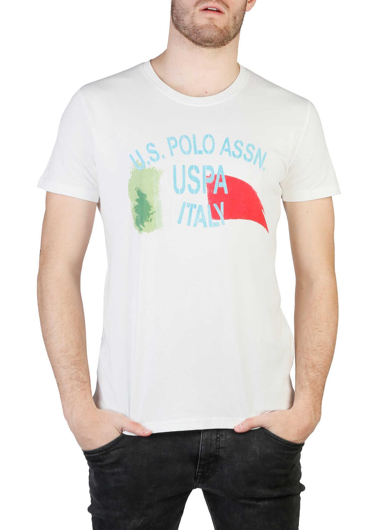 U.S. POLO ASSN. 50043_49351 White