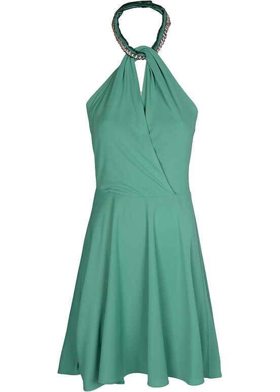 Patrizia Pepe Sukienka Zielony