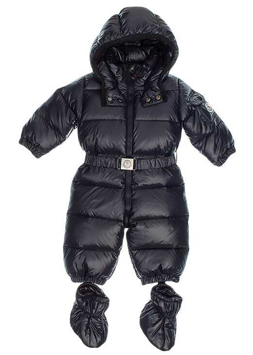 Moncler Kids Amandes Snow Suit