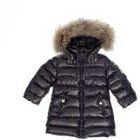 Geci de Puf Padded Jacket With Fur Fete