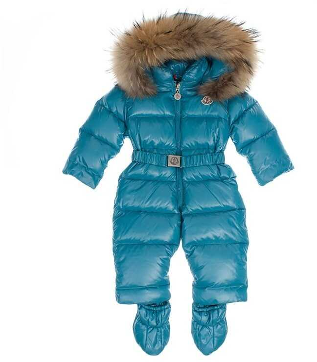 "Moncler Kids ""Onesie"" Padded Suit"