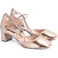 Pantofi cu Toc Czółenka Femei