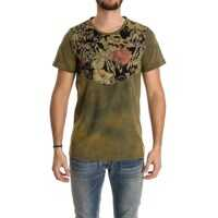 Tricouri Cotton T-Shirt Barbati