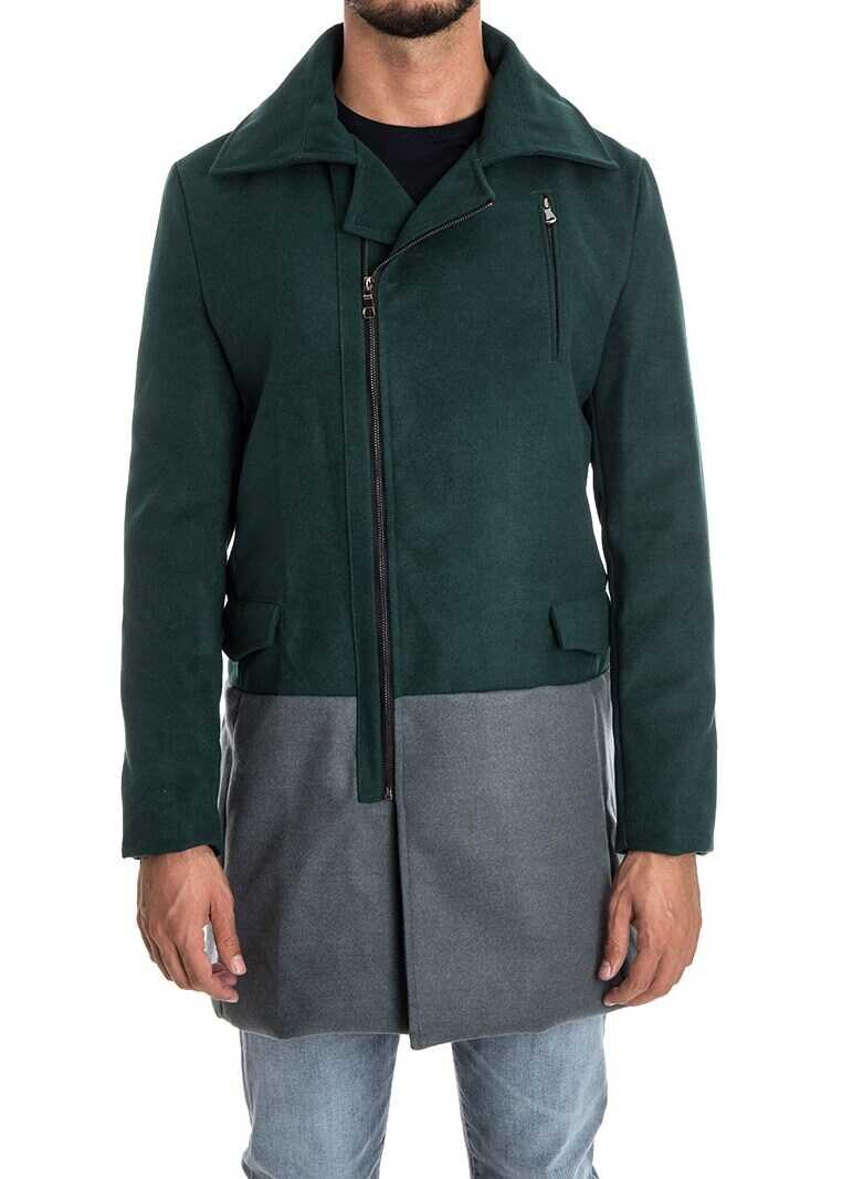 Ribbon Clothing Cloth Coat Green imagine
