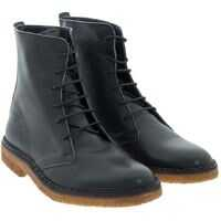 Ghete & Cizme Hammered Leather Ankle Boots Barbati